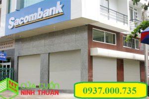 Sửa cửa cuốn quận Tân Bình, giá sửa cửa cuốn ngân hàng