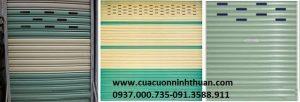 Lắp đặt cửa cuốn Ninh Thuận