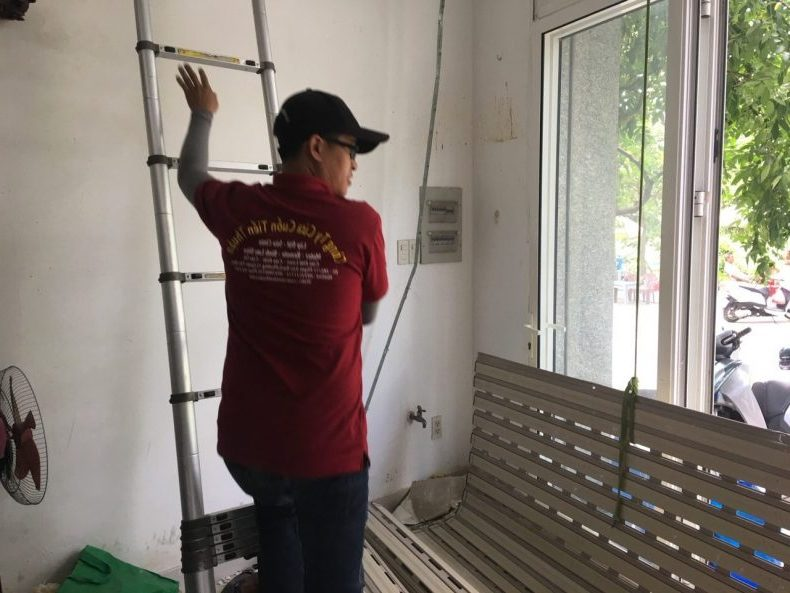 sửa chữa cửa cuốn quận phú nhuận