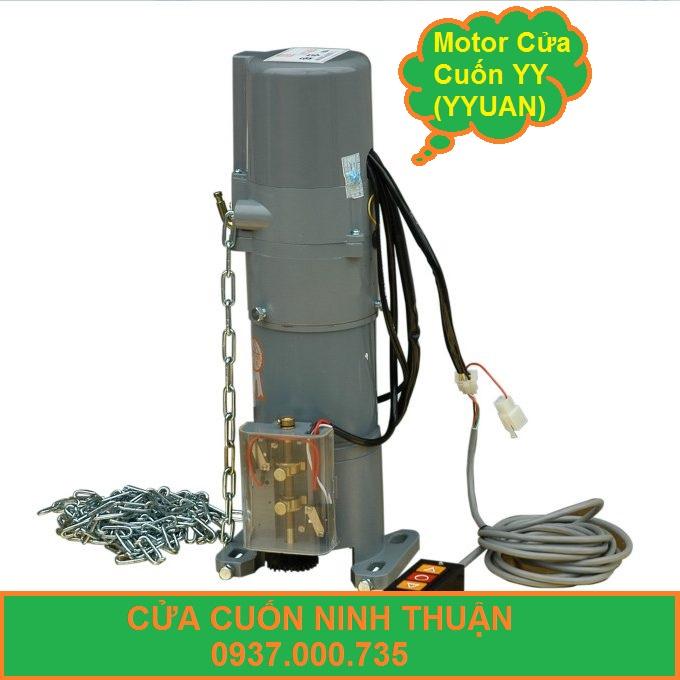 motor cua cuon yy ( yuan), cung cap linh phu kien cua cuon hcm