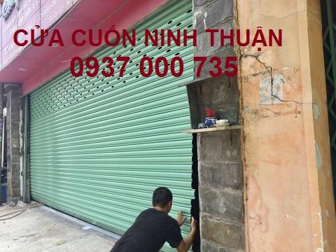 lắp đặt cửa cuốn đài loan tphcm