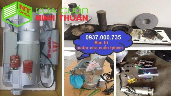 mô tơ chuyên dùng cho cửa cuốn, motor cửa cuốn đài loan, motor ống