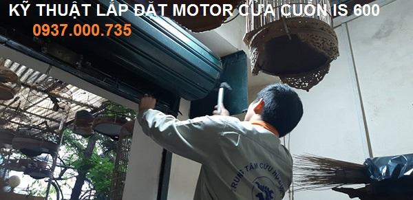 Thợ lắp đặt sửa chữa motor cửa cuốn boodoor hcm