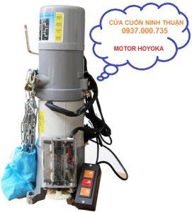 Vì sao motor cửa cuốn hoyoka 600kg 400kg rẻ