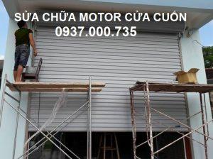 Sửa chữa motor cửa cuốn tp hcm