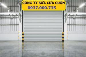 Công ty sửa cửa cuốn giá rẻ tại tphcm