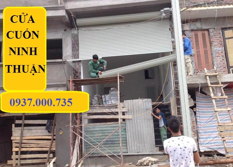 Thợ sửa cửa cuốn nhanh tại tphcm