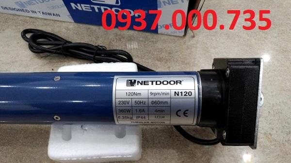 MOTOR ỐNG NETDOOR, đại lý motor ống netdoor, chuyên cung cấp mô tơ ống netdoor chuyên dùng cho cửa cuốn