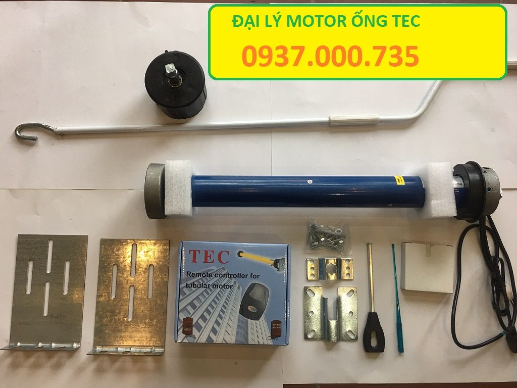 MOTOR ỐNG TEC, TEC 50N, TEC 100N, TEC 120N, TEC 230N, Đại lý phân phối mô tơ ống TEC, bảng giá gốc motor ống tec, motor ống giá rẻ