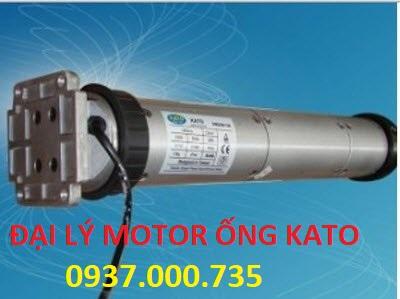 Motor ống Kato, tải trọng Kato 100n, 120n, 230 n, 300 n, đại lý mô tơ ống Kato chính hãng