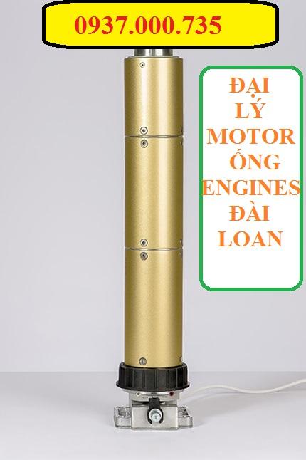 Motor ống engines, dòng motor ống nhỏ gọn, thiết kế đẹp, motor khỏe, nhập khẩu đài loan, lắp đặt bên trong lô cuốn