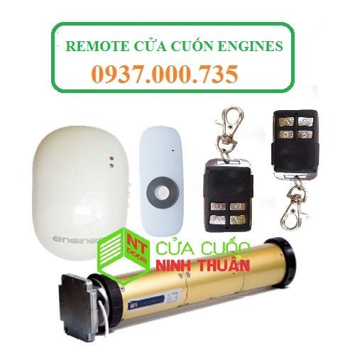 Remote cửa cuốn engines - cung cấp remote cửa cuốn dùng cho motor ống