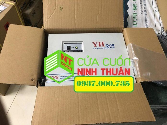 đại lý tổng bình lưu điện cửa cuốn - bộ tích điện cửa cuốn YH Q-18
