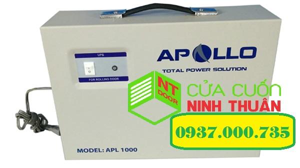 Bình lưu điện cửa cuốn APOLLO, sửa bình trữ điện cửa cuốn tại nhà ( UPS )