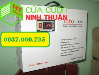 Bình lưu điện cửa cuốn TOYO 1000KG