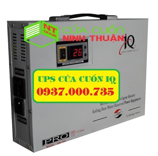 Bộ tích điện cửa cuốn IQ 1000KG - cửa cuốn ninh thuận