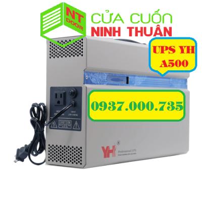 Bộ trữ điện cửa cuốn YH A500