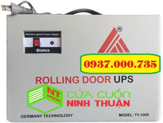 Rolling door UPS, cửa cuốn ninh thuận