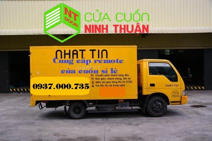 Vận chuyển hàng toàn quốc - sao chép remote cửa cuốn - cung cấp remote cửa cuốn