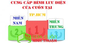 cung cấp bình lưu điện cửa cuốn thị trường miền tây, miền trung, tp.hcm