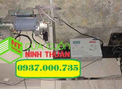 hướng dẫn cách lắp đặt bình lưu điện cửa cuốn, công ty bình lưu điện cửa cuốn tp.hcm
