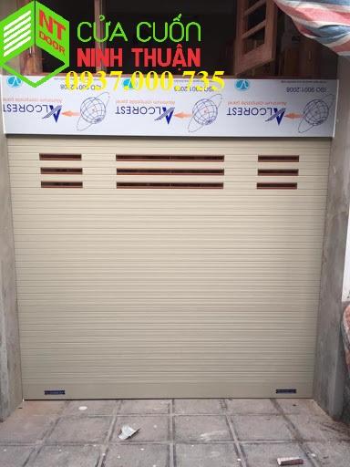 Mẫu cửa cuốn úc, cửa cuốn tấm liền, đơn vị cung cấp cửa cuốn hàng đầu tại bình dương