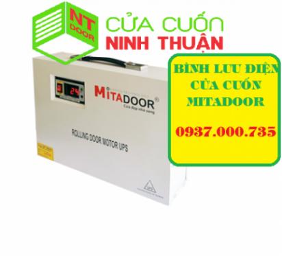 Công ty phân phối bình lưu điện cửa cuốn Mitadoor tại đà lạt